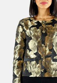Aline Celi - Summer jacket - gold/black - 2