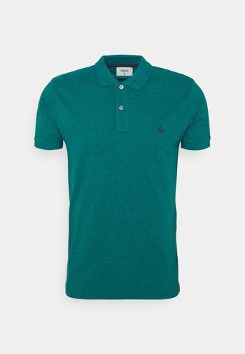 OVERDYED - Polo shirt - turquoise