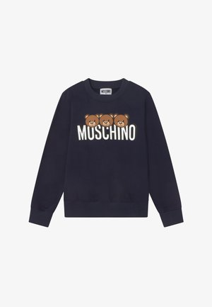 Sweatshirts - blue navy