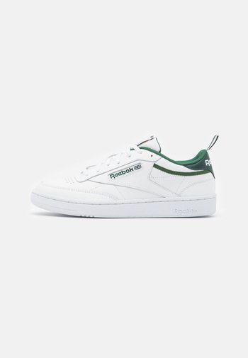 CLUB C 85 UNISEX - Sneakers basse - utility green/ivy green/white