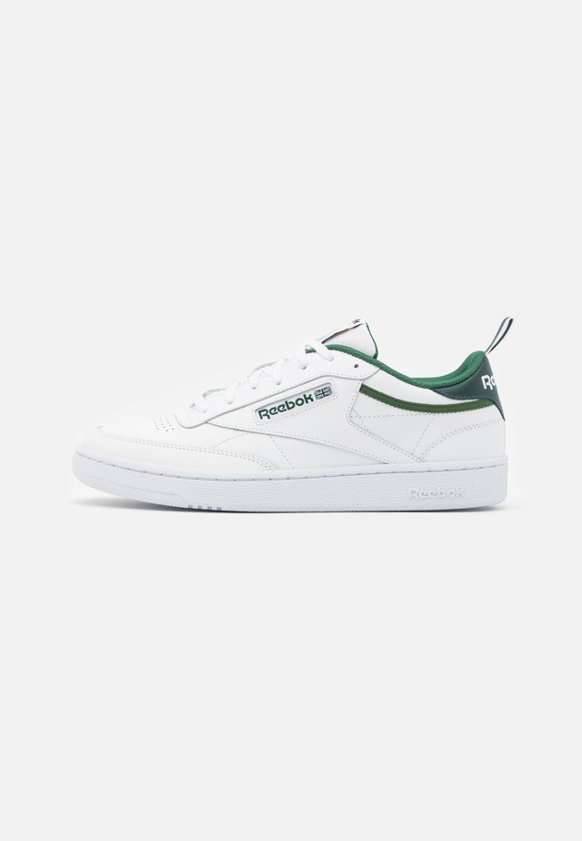 CLUB C 85 UNISEX - Baskets basses - utility green/ivy green/white