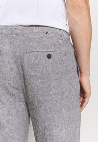 Springfield - PANT TEXTURAS - Trousers - dark grey - 5