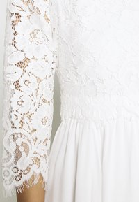 IVY & OAK BRIDAL - BRIDAL DRESS MIDI - Abito da sera - snow white