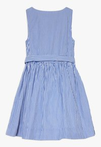 Polo Ralph Lauren - WRAP DRESS - Day dress - blue - 1