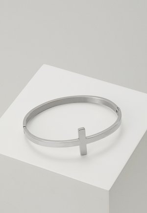 TERRITORY CUFF - Bracelet - silver-coloured