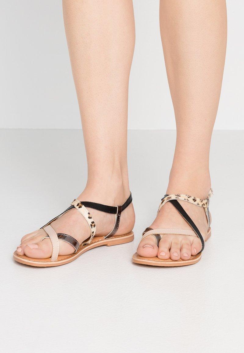 New Look - HAMMOCK - Sandaler m/ tåsplit - multi coloured