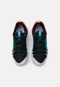 adidas Performance - TERREX SKYCHASER LT GTX - Hikingsko - core black/hi-res aqua/purple tint - 3