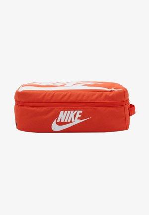 SHOEBOX - Sportovní taška - orange/orange/white