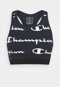 Champion - BRA - Sportovní podprsenky se střední oporou - dark blue - 4
