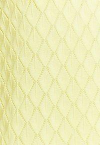 Freeman T. Porter - RONY POINTELLE - Svetr - light lemon - 2
