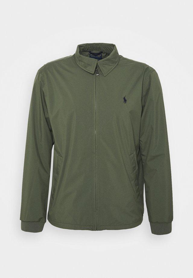 SWING JACKET - Outdoor jakke - fossil green
