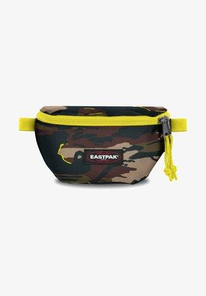 SPRINGER - Bum bag - outline yellow