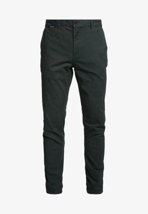 MOTT CLASSIC - Chino kalhoty - green