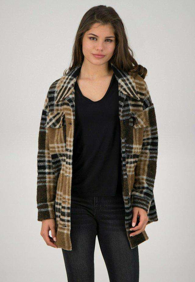 Light jacket - schwarz-multicolor