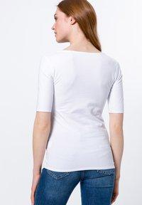 zero - Basic T-shirt - white - 1