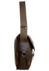 Barbour - TARRAS - Across body bag - olive - 2