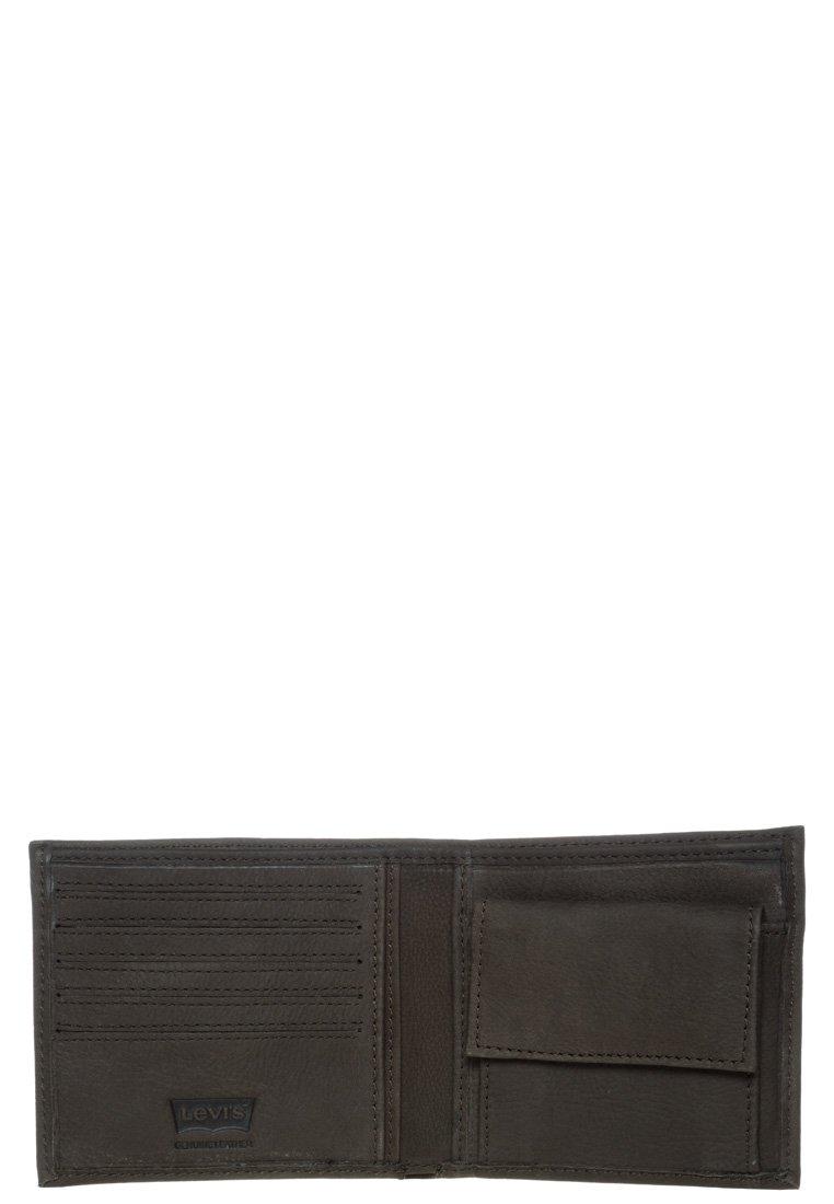 Levi's® Lommebok - dark brown/mørkebrun t9z7V4g8KSX1bqp