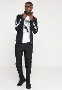 adidas Performance - TIRO19  - Training jacket - black/white - 1