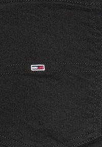 Tommy Jeans - MILES SKINNY - Džíny Slim Fit - malmo black - 2