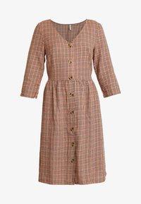 Blendshe - TAMMY - Shirt dress - orange - 4