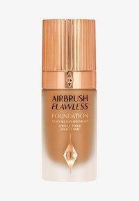 Charlotte Tilbury - AIRBRUSH FLAWLESS FOUNDATION - Foundation - 12.5 warm - 0
