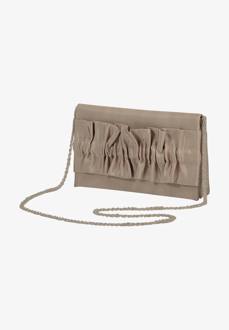 Vera Mont - MIT MAGNETVERSCHLUSS - Across body bag - light beige