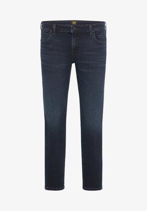 MALONE - Slim fit jeans - worn ebony