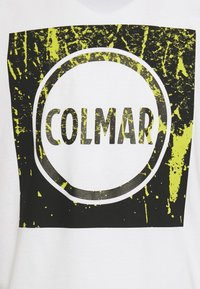 Colmar Originals - MENS SOLID COLOR - Print T-shirt - white - 2