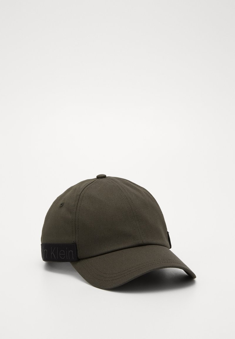 Calvin Klein - NASTRO LOGO - Kšiltovka - green