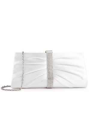 DENVER - Clutch - white