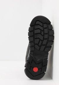 Hunter ORIGINAL - MENS ORIGINAL INSULATED SNOW BOOT SHORT - Winter boots - black - 4