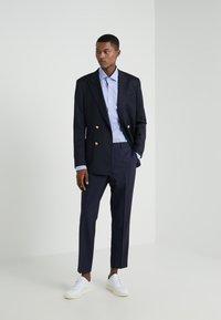 Polo Ralph Lauren - EASYCARE ICONS - Kauluspaita - light blue/white - 1