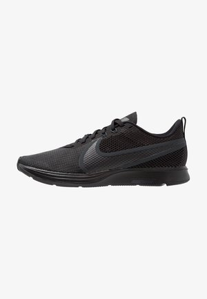 ZOOM STRIKE 2 - Neutral running shoes - anthracite/black/white