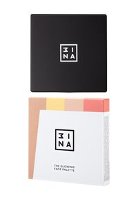 3ina - THE GLOWING FACE PALETTE MULTICOLORED - Face palette - 601 glowing - 1