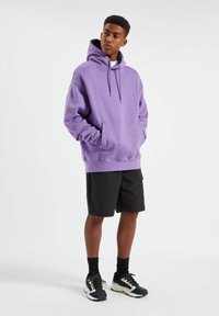 PULL&BEAR - Mikina skapucí - purple - 0