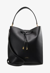 SUPER SMOOTH DEBBY - Handbag - black/red