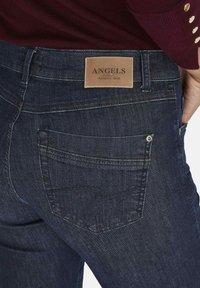 Angels - DOLLY - Straight leg jeans - dunkelblau - 4