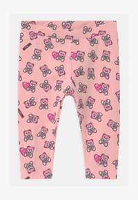 MOSCHINO - Leggings - Trousers - pink - 0
