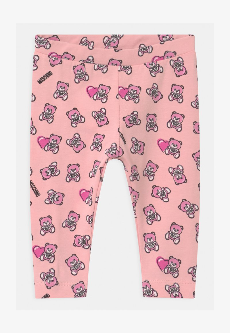 MOSCHINO - Leggings - Trousers - pink