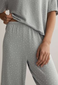 OYSHO - Pyjama bottoms - grey - 3