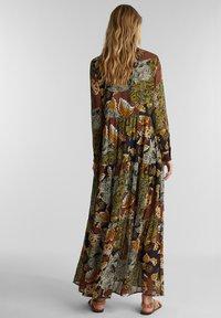 Esprit - Maxi dress - olive - 1