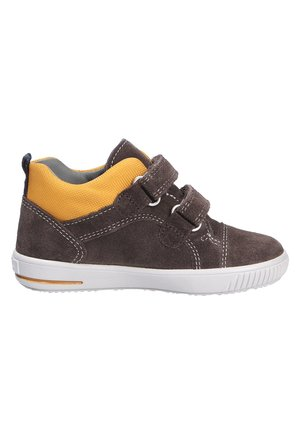 First shoes - braunblaugelb (3000)