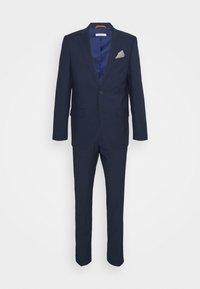 SUIT MODERN FIT - Suit - blue