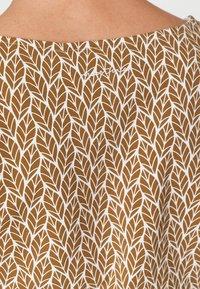Mazine - Day dress - offwhite/yellow/printed - 4