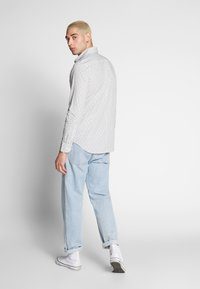 G-Star - CORE SUPER SLIM SHIRT L\S - Shirt - milk/imperial blue - 2