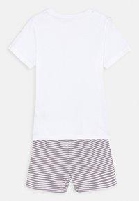 Blue Seven - KURZ SET - Pyjama set - weiss orig - 1