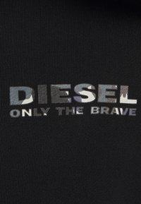 Diesel - BMOWT BRANDON - Vetoketjullinen college - black - 4