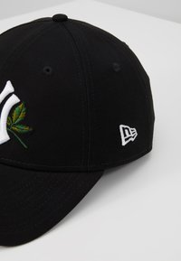 New Era - MENS TWINE MLB 9FORTY - Cappellino - black - 4