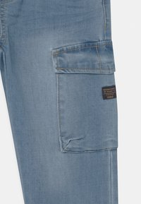 Name it - NMMBOB - Relaxed fit jeans - light blue denim - 2