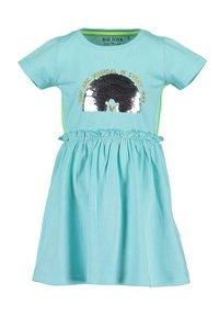Blue Seven - HAPPY DAYS - Jersey dress - aqua - 1